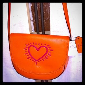 Brand new Coach limited edition, KEITH HARING BAG